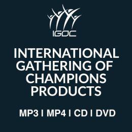 IGOC - DVD | CD | MP3 | DVD