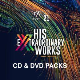 IGOC 2021 CD-DVD PACKS